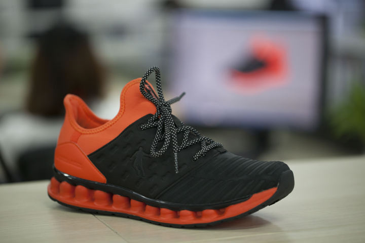3d technology in footwear